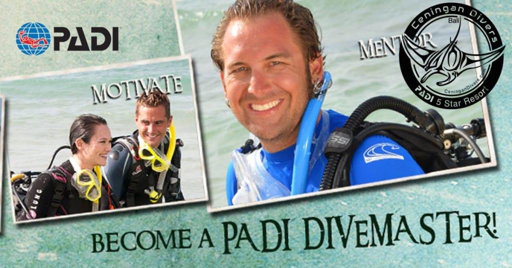 PADI-Divemaster