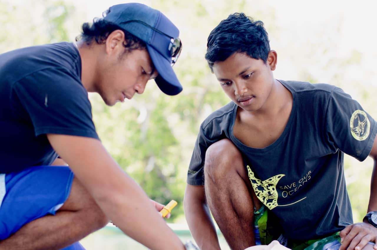 Ceningan Divers PADI Internship Rescue Diver Course