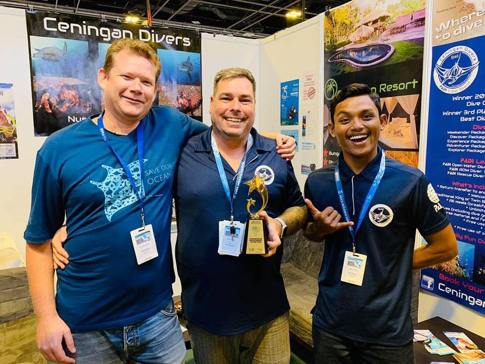 BlueGreen360 Award 2019 Dive resort of the year