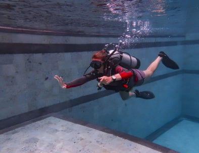 PADI dive courses Nusa Lembongan