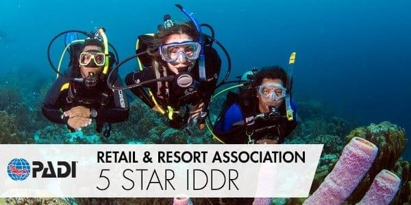 PADI Five Star IDDR